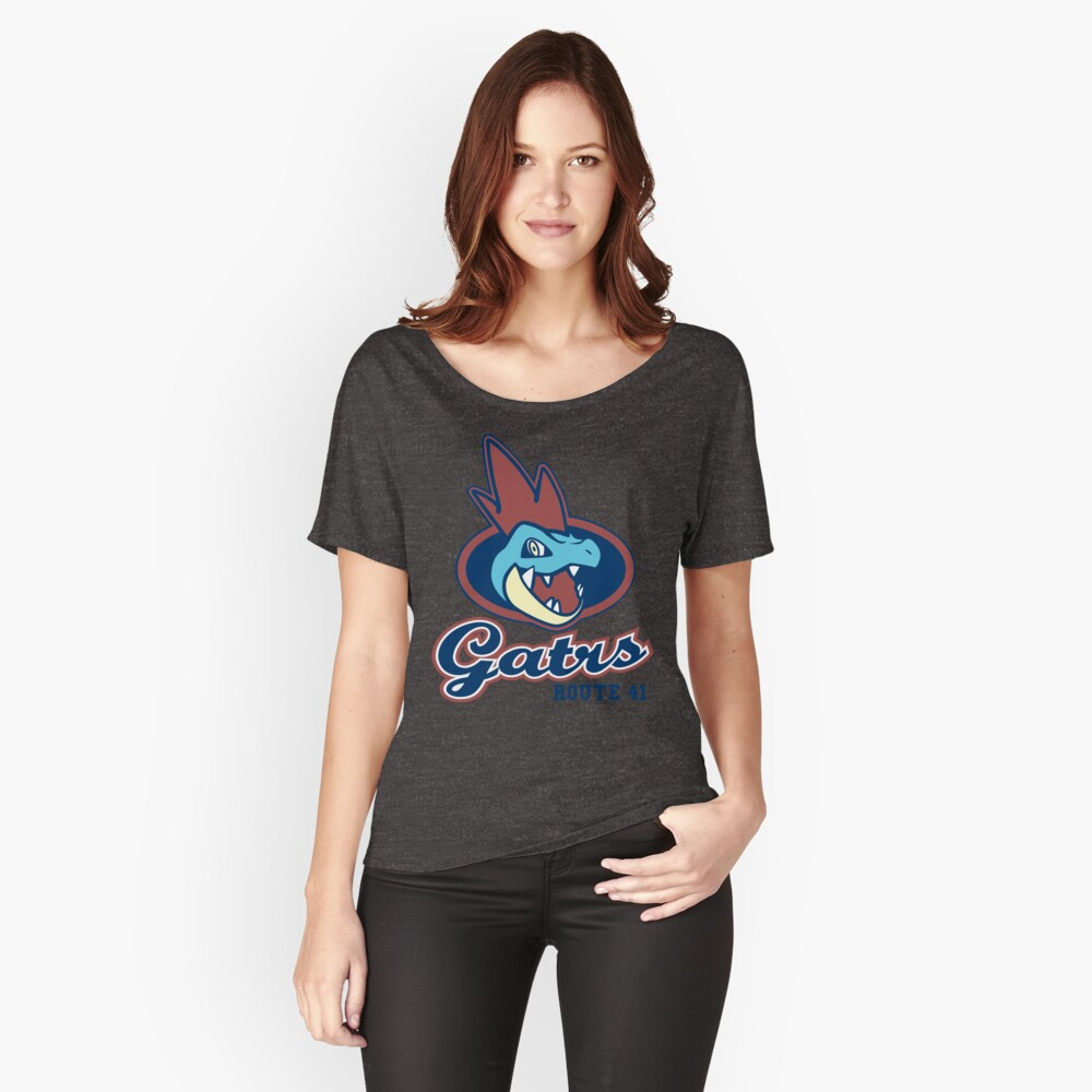 Route 41 Gatrs Women's Relaxed Fit T-Shirt Front