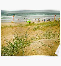 Peregian Beach Sunshine Coast Poster