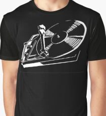 record player Graphic T-Shirt