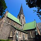 Christ Church Anglican Cathedral by John Schneider