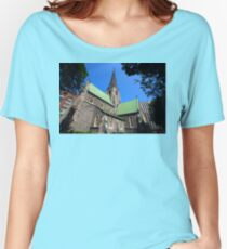 Christ Church Anglican Cathedral Women's Relaxed Fit T-Shirt