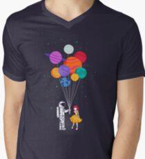For You, Everything Men's V-Neck T-Shirt