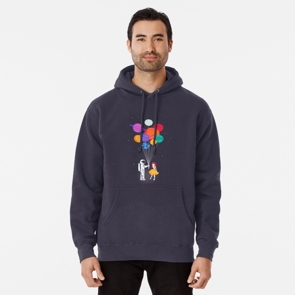 For You, Everything Pullover Hoodie
