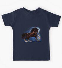 Running Free Kids T-Shirt