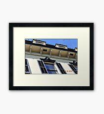 Architect Framed Print