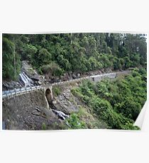 Waterfall Way Poster