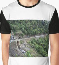 Waterfall Way Graphic T-Shirt