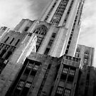 The Cathedral of Learning by Aubrey Dunn