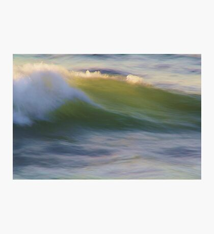 Wave in Abstract Photographic Print