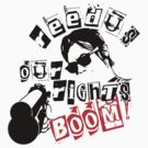 Reedus Our Rights - BOOM by Ryleh-Mason