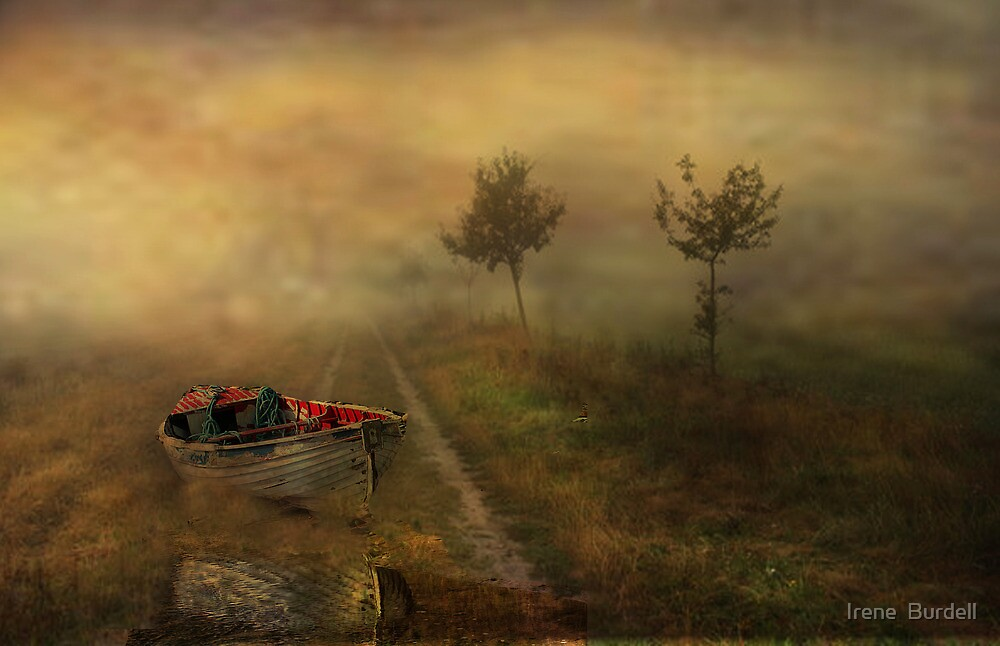 Abandoned  by Irene  Burdell