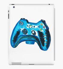 Blue Xbox Controller iPad Case/Skin