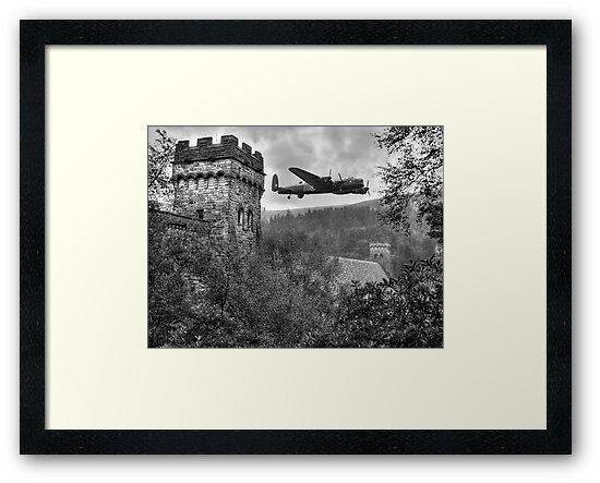 A Tribute To The Dam Busters by Colin  Williams Photography