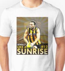 Sewelly like a sunrise Unisex T-Shirt