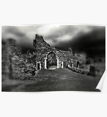 Hastings Castle  Poster