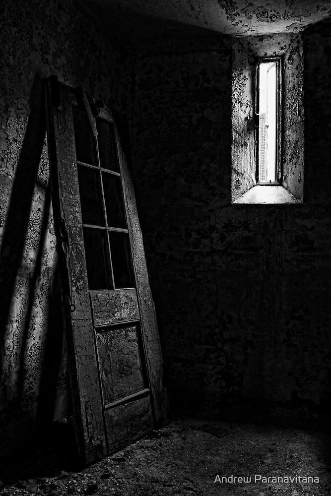 Unhinged by Andrew Paranavitana