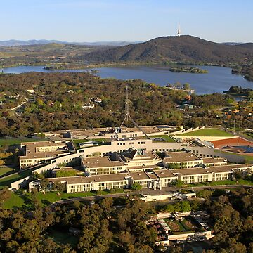 Parliament House to Black Mountain by styles