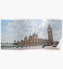 Bigben london HDR  Poster