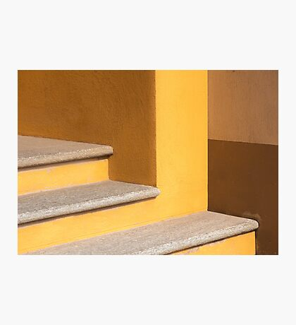 Simply steps Photographic Print