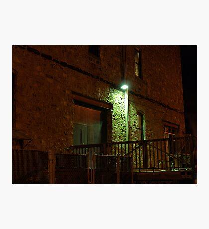The Back Door Photographic Print