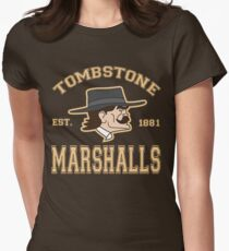 Marshall Pride Women's Fitted T-Shirt