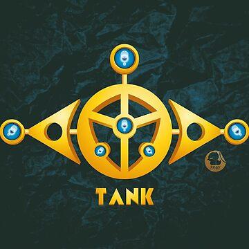 I'm a Tank! by laPanny