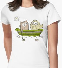 Pea Green Boat  T-Shirt