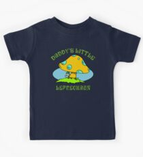 Daddy's Little Leprechaun Kids Clothes