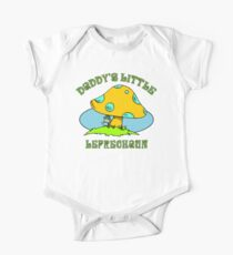 Daddy's Little Leprechaun One Piece - Short Sleeve
