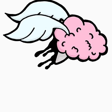 Flyaway Brain by MustDestroy