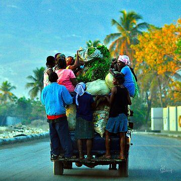 Ann'Ale - Haiti by timoza