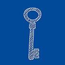 It is a key by Gillian J.