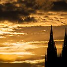 Praha: The Silhouette by Jacinthe Brault