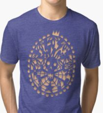 Curse of the bunny Tri-blend T-Shirt