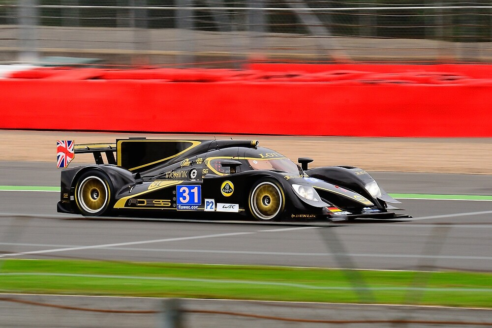 Lotus No 31 by Willie Jackson
