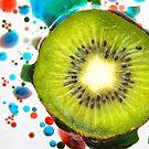 Sunflower Kiwi. by AndrewBerry