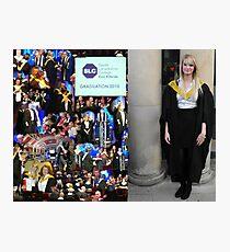 Eilidh...Graduation Photographic Print