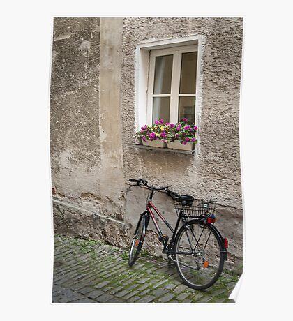 Passau: The Bicycle Poster