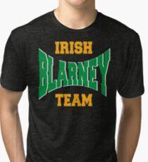 Irish Blarney Team Tri-blend T-Shirt