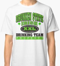 Irish Drinking Team Classic T-Shirt