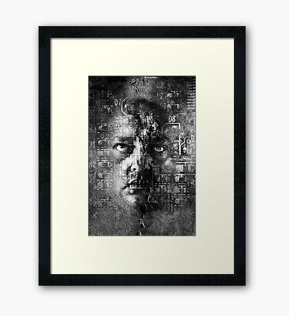 Short Circuit  Framed Print