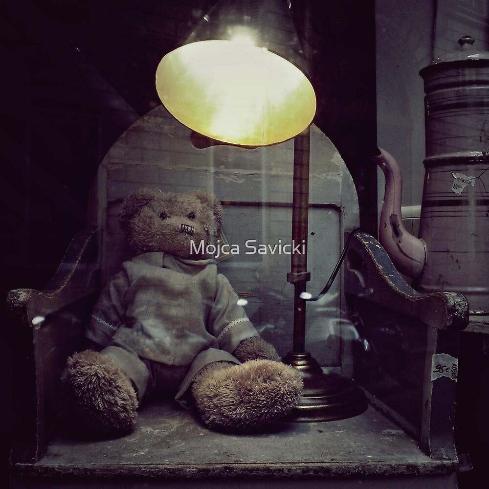 Mannequin Bear by Mojca Savicki