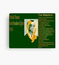 The Wayfarer Canvas Print