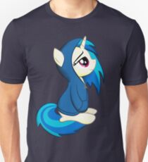 Vinyl Scratch - Lost in Thought Unisex T-Shirt