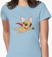 Super Chihuahua! Women's Fitted T-Shirt