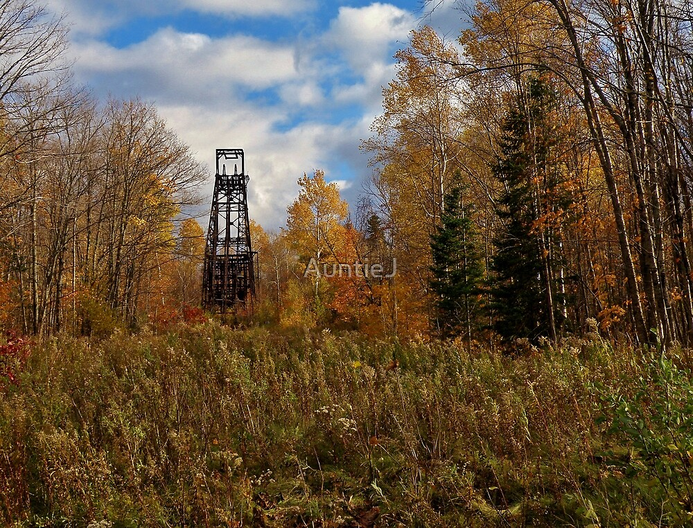 Plummer Mine by AuntieJ