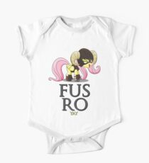 FUS RO yay (My Little Pony: Friendship is Magic) Kids Clothes