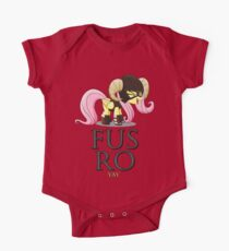 FUS RO yay (My Little Pony: Friendship is Magic) One Piece - Short Sleeve