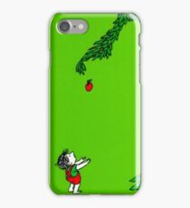 giving tree iPhone Case/Skin