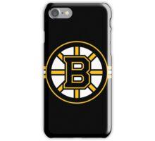 Boston Bruins Logo iPhone Case/Skin